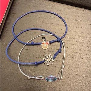 Winter bracelet set